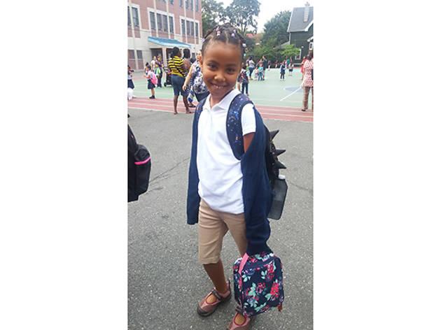 Adrianna (8), Brooklyn