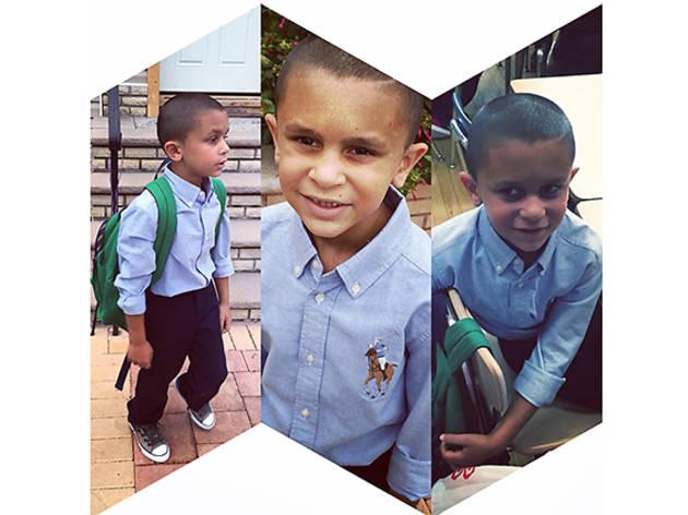 Miguel (7), St. Albens