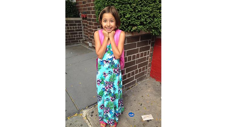 Samantha (7), Upper East Side
