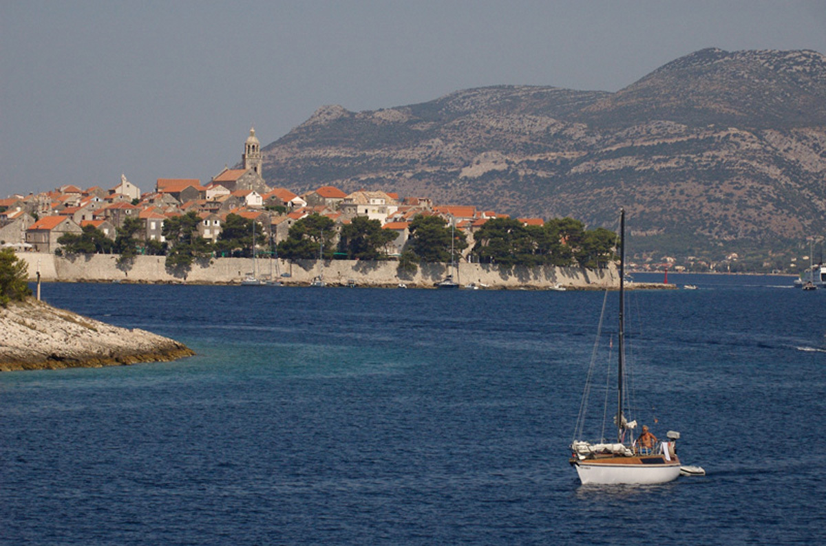 Korčula island travel guide