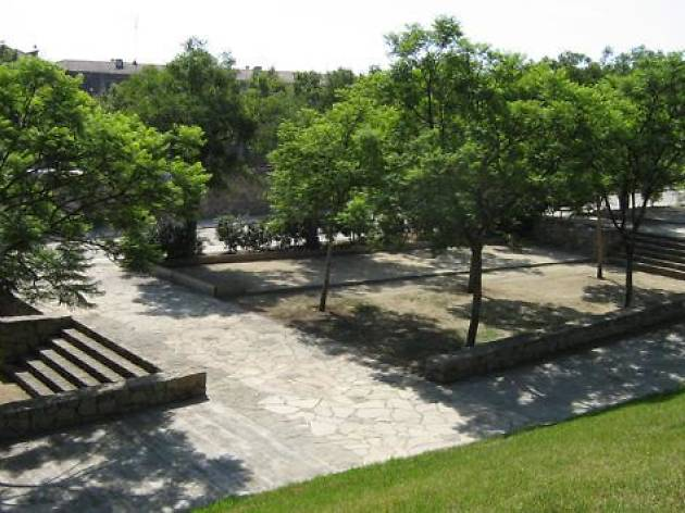 Parc del Mirador de Poble-sec