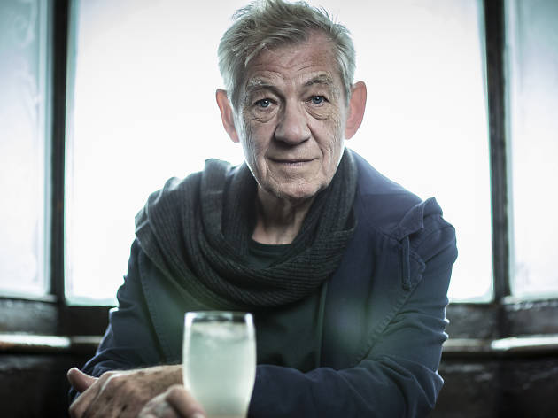 Sir Ian McKellen answers Time Out London readers questions