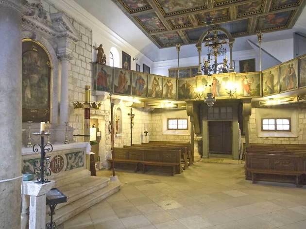 Icon Museum, art and culture, korcula, croatia