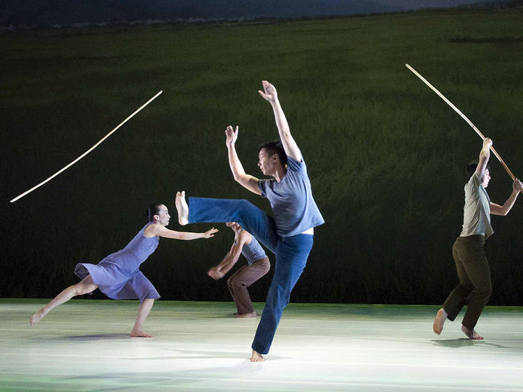 See photos from Cloud Gate Dance Theatre's latest image-rich work