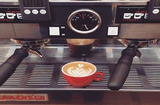 Wood Street Coffee