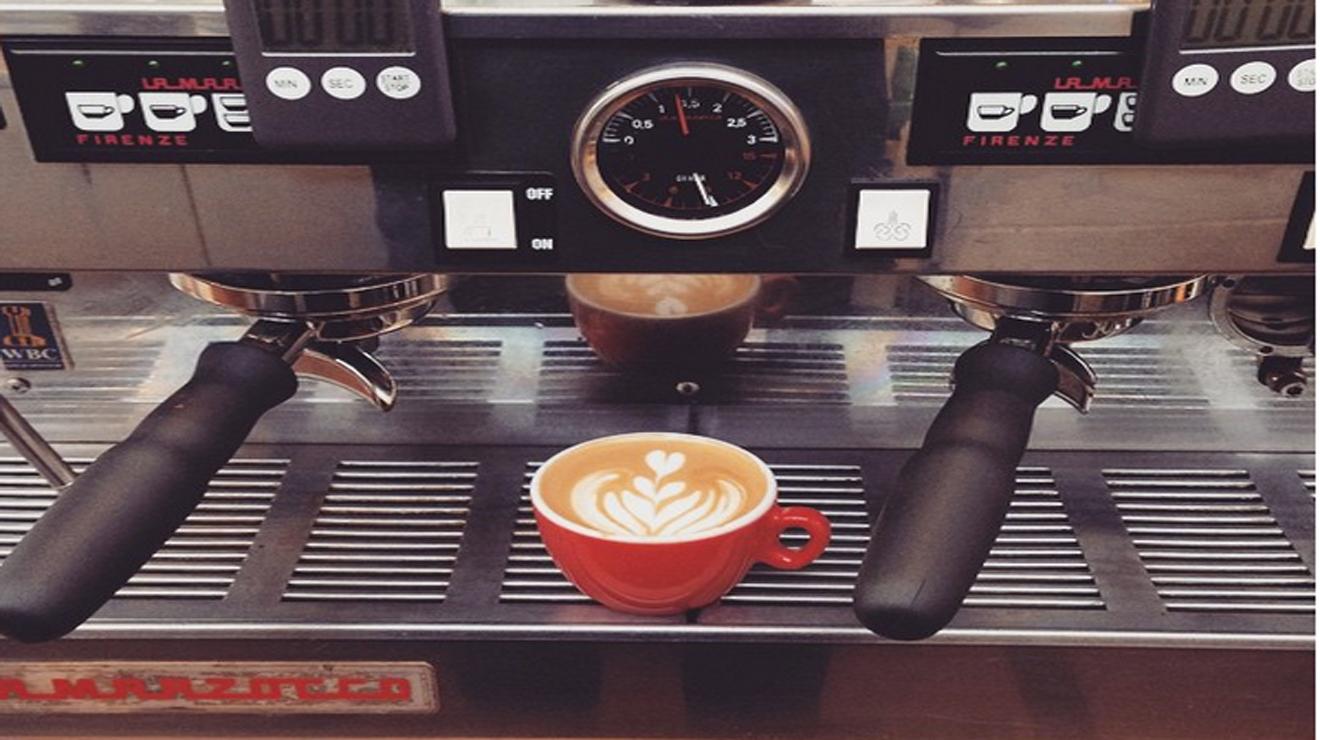 Eat: Wood Street Coffee