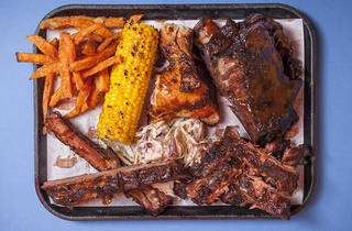 Smokin'! It's your favourite barbecue in London