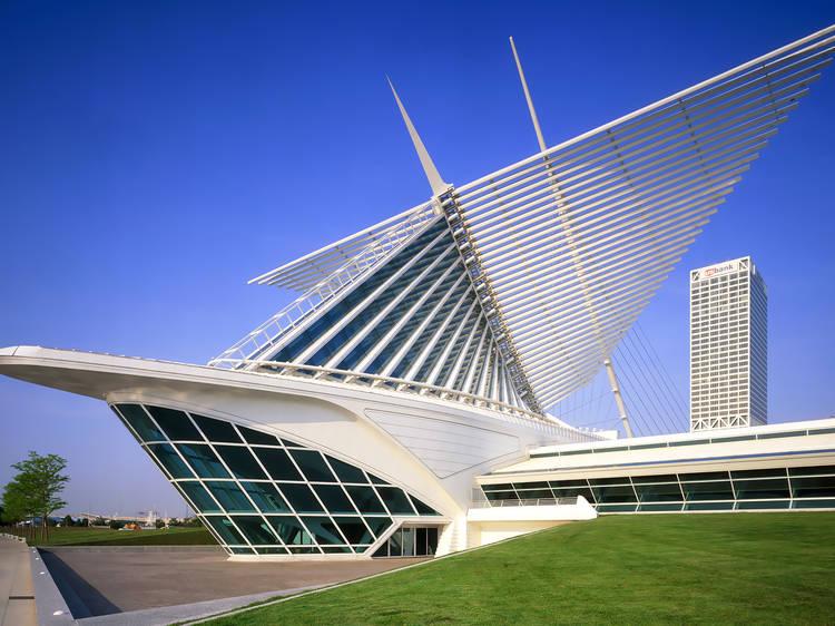 Milwaukee Art Museum; Milwaukee, WI