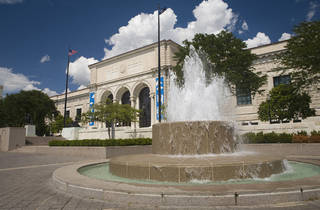 Detroit Institute of Arts (Photograph: Courtesy Detroit Institute of Arts)