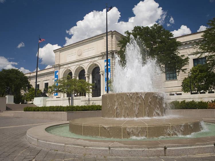 Detroit Institute of Arts; Detroit, MI
