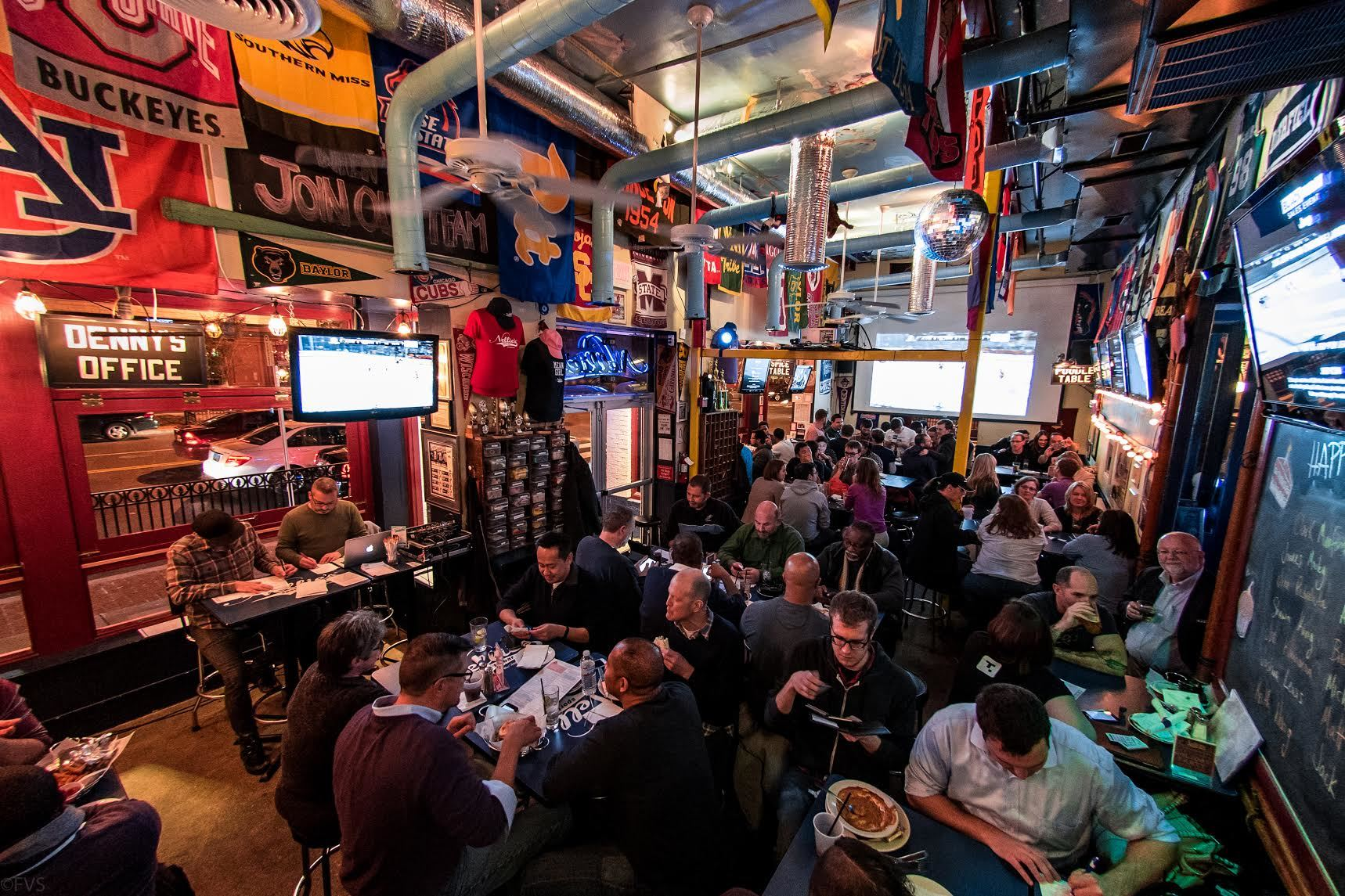 Great sports bars in DC
