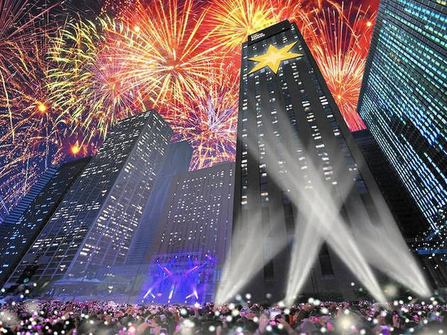 Chicago is getting a riverfront New Year's Eve celebration