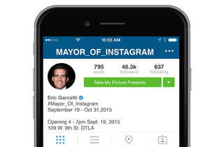 #Mayor_of_Instagram
