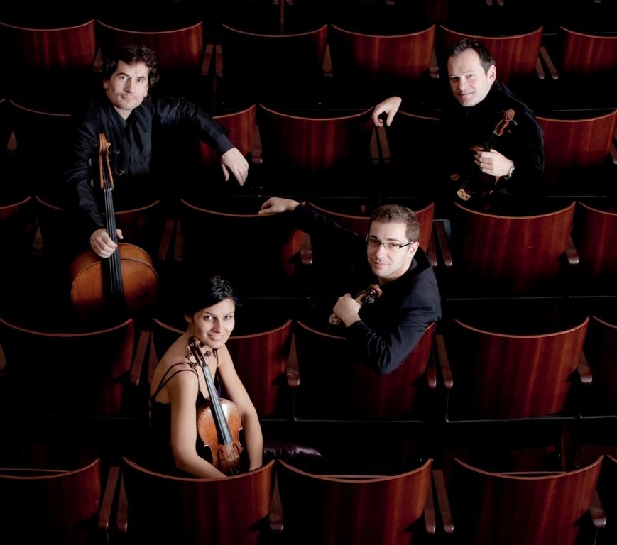 Quartet Belcea + Casals
