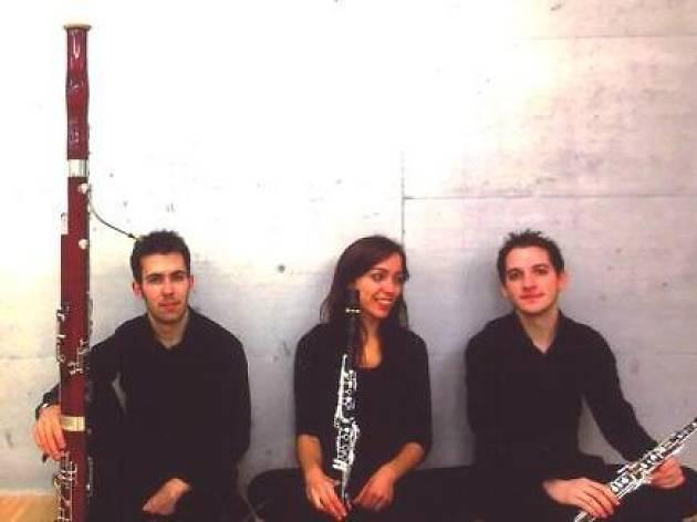 El Primer Palau: Aëris Trio