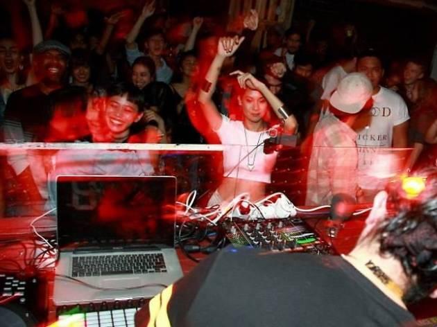 Malaya Disco Party