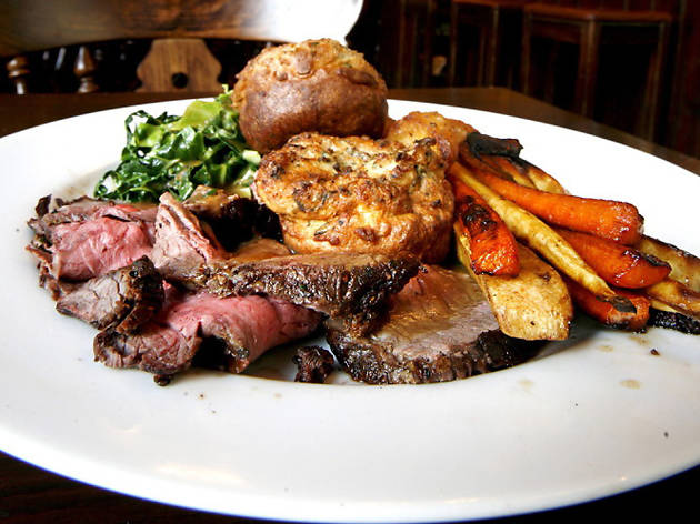 The best sunday lunches in London, Carpenter's Arms