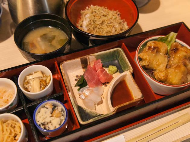 味福あさの『味福弁当』(1,000円)