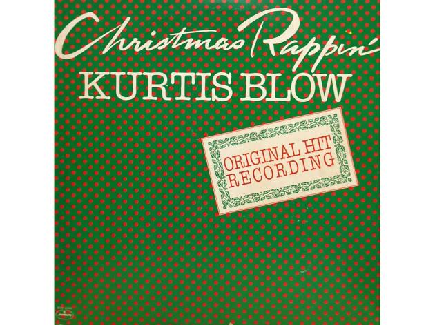 Kurtis Blow – 'Christmas Rappin''
