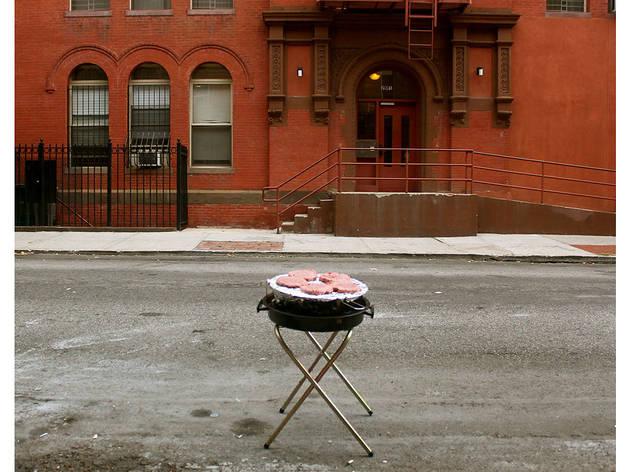 """""""Barbie Q"""", Harlem, 2013"""