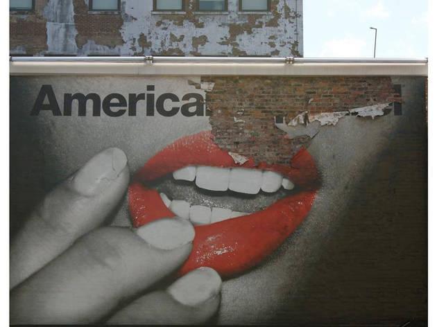 """""""America"""", Harlem, 2015"""