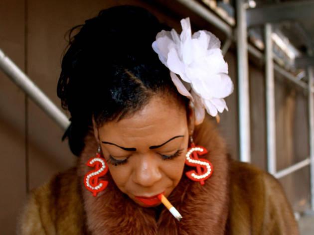 """Lady Money Sings The Blues"", Harlem, 2011"