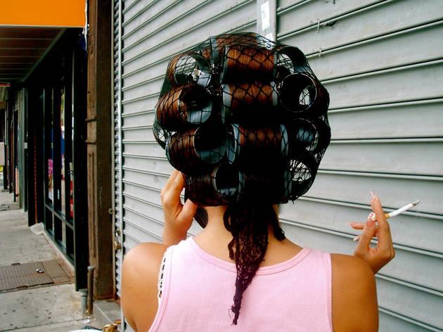 """""""Glamour Break Diva"""", Harlem, 2009"""