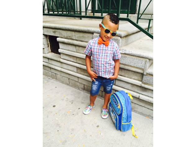 Jayden (4), Harlem