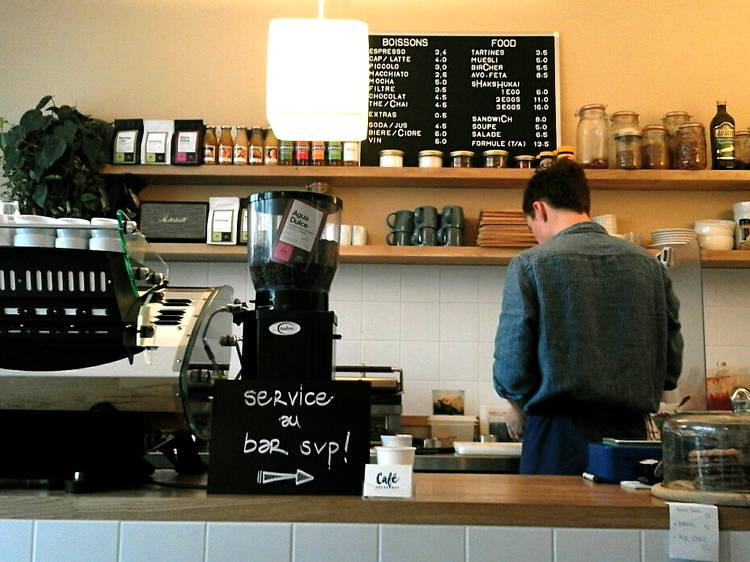Café Oberkampf