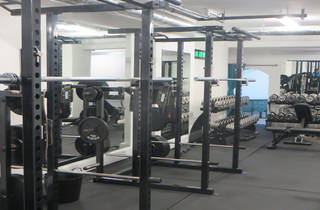 The Fitting Rooms Gym