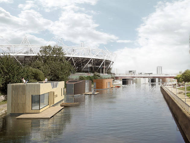 Could floating houses solve London's property crisis?