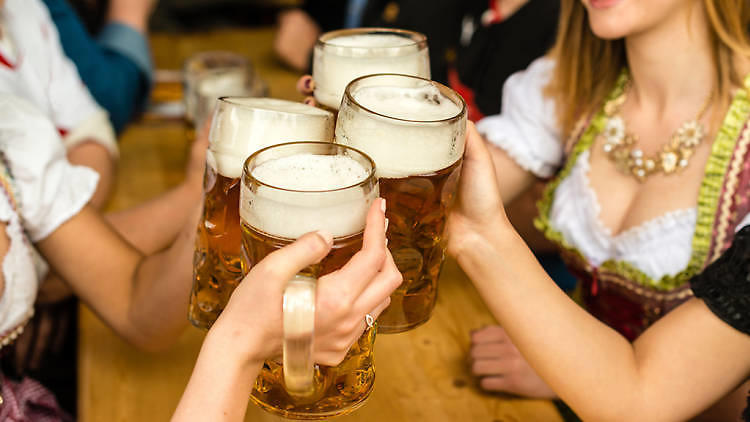 5 awesome ways to kick off Oktoberfest in New York this weekend