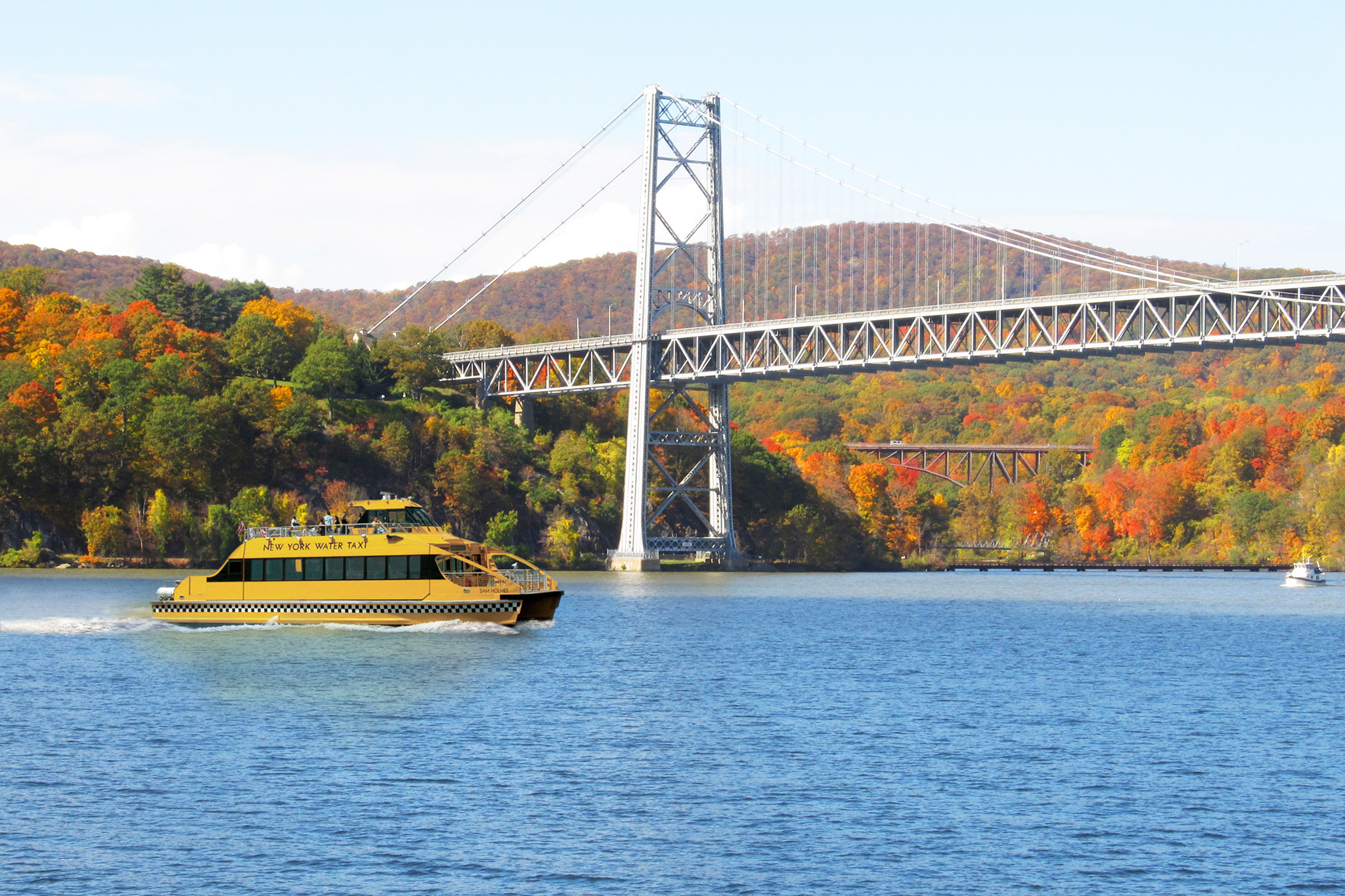 Hudson Valley Fall Foliage Cruises