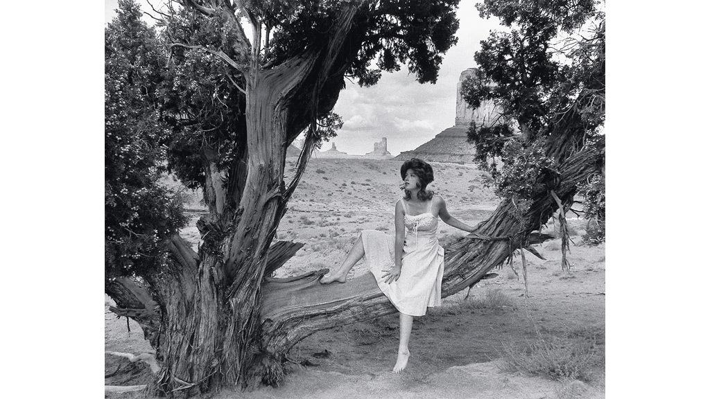 "Cindy Sherman, ""Untitled Film Still"" series"