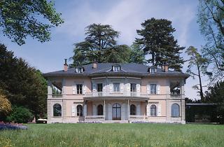 Fondation de L'Hermitage © photo François Bertin
