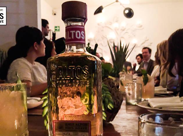 Tequila Olmeca Altos