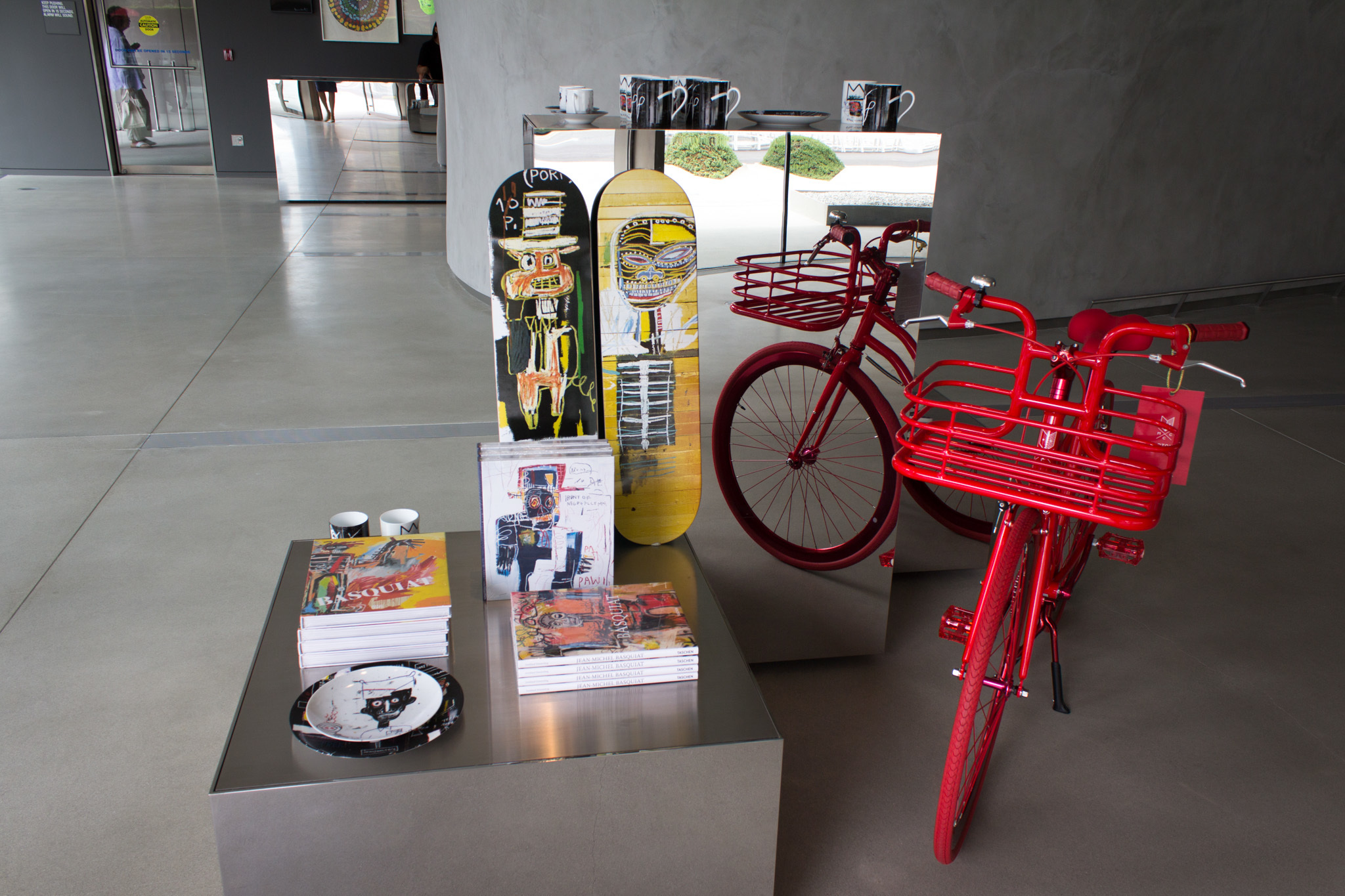 A look inside the Shop, the Broad's eclectic museum store