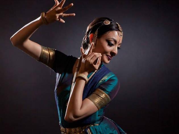 Photo of dance artist Seeta Patel
