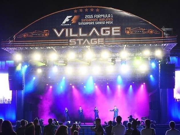 F1 Village