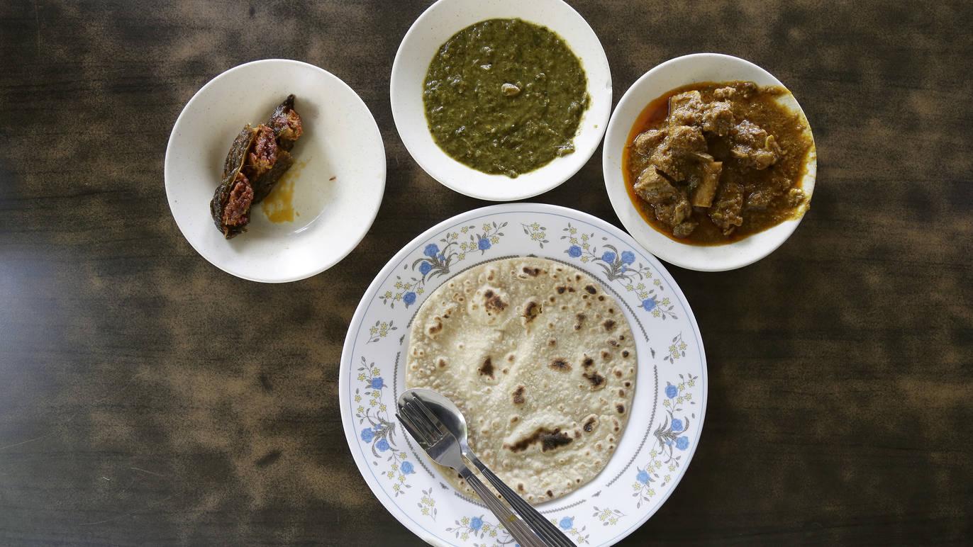 North Indian Food Kl