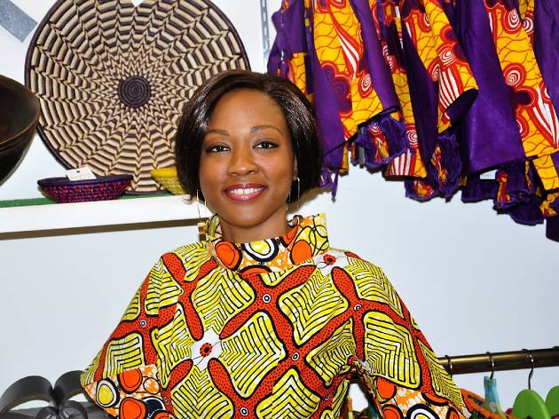 Titi Ademola, Kiki Clothing, Accra