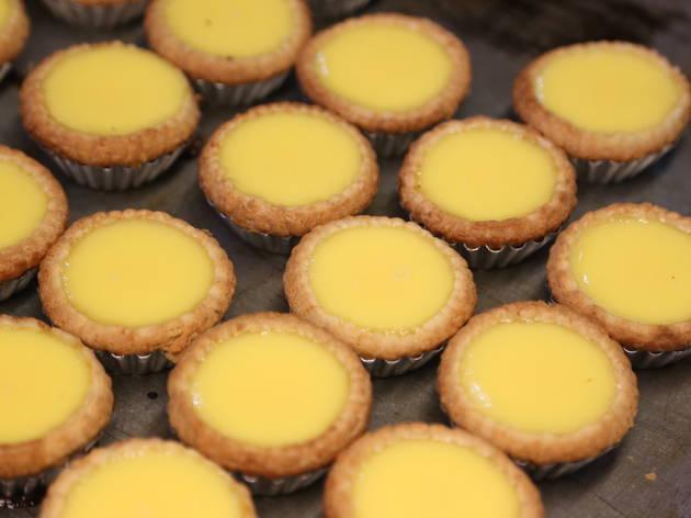 Bunn Choon egg tarts