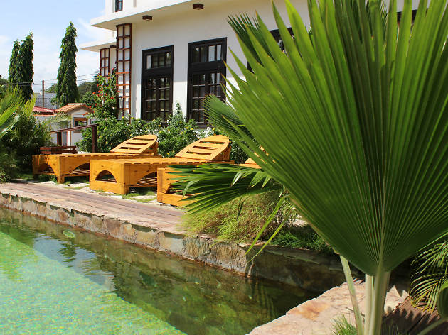 Accra's best boutique hotels