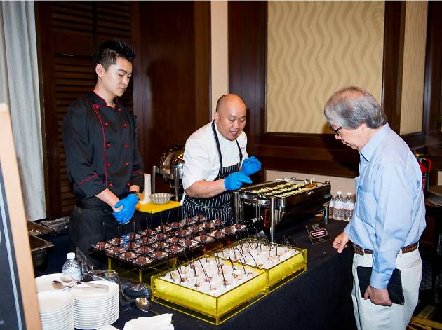 Chefs for a Cause 2015 (postponed)