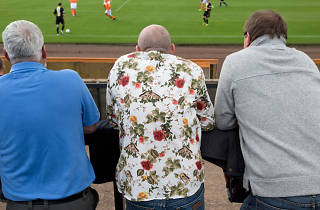 Berwick Rangers, 2014 from the series When Saturday Comes