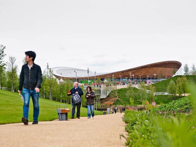 Olympic Park, Stratford