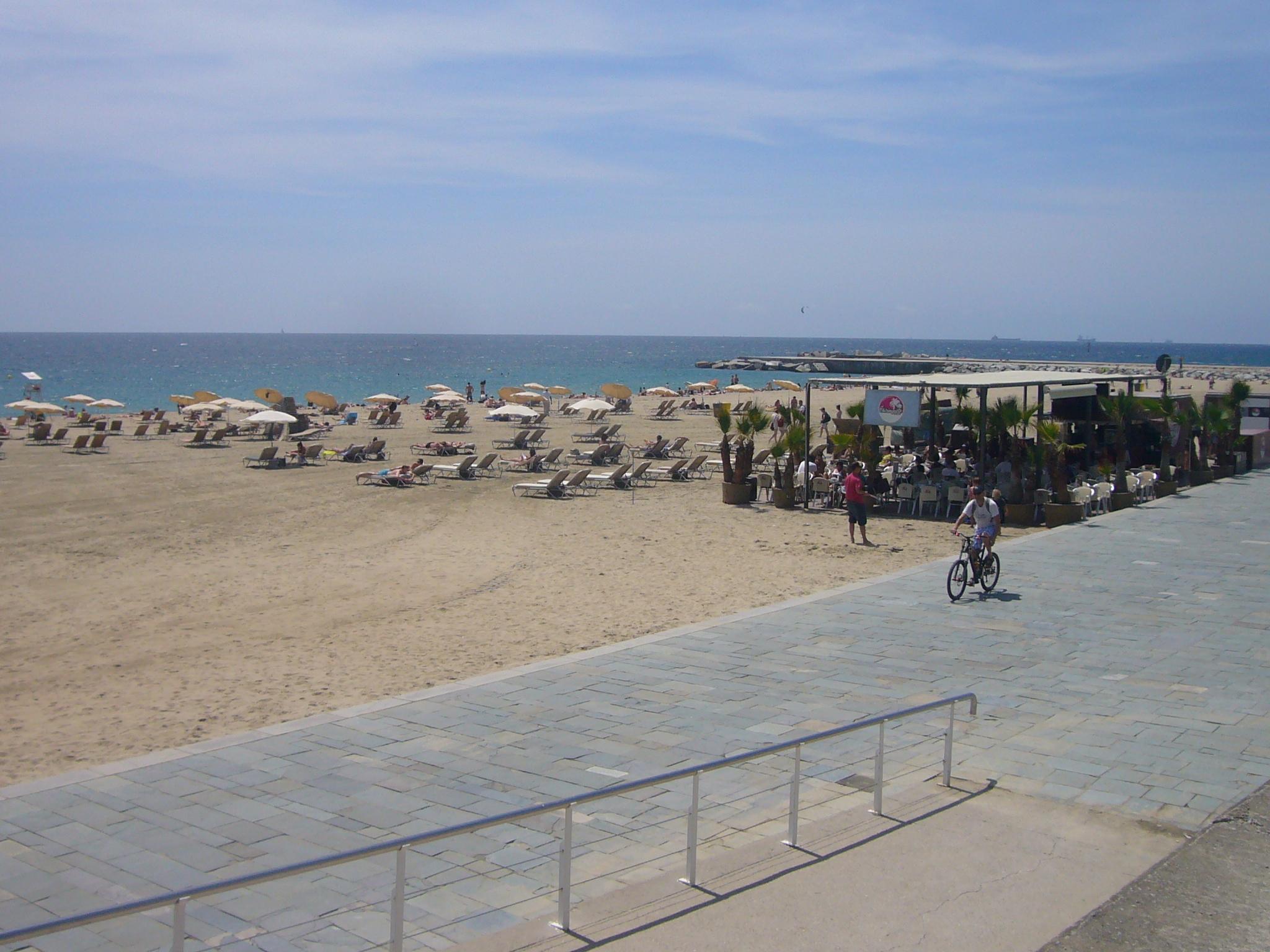 Barcelona beach guide