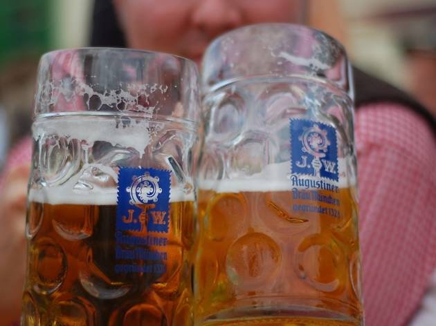 A new Bavarian-style beer hall is coming to Glasgow