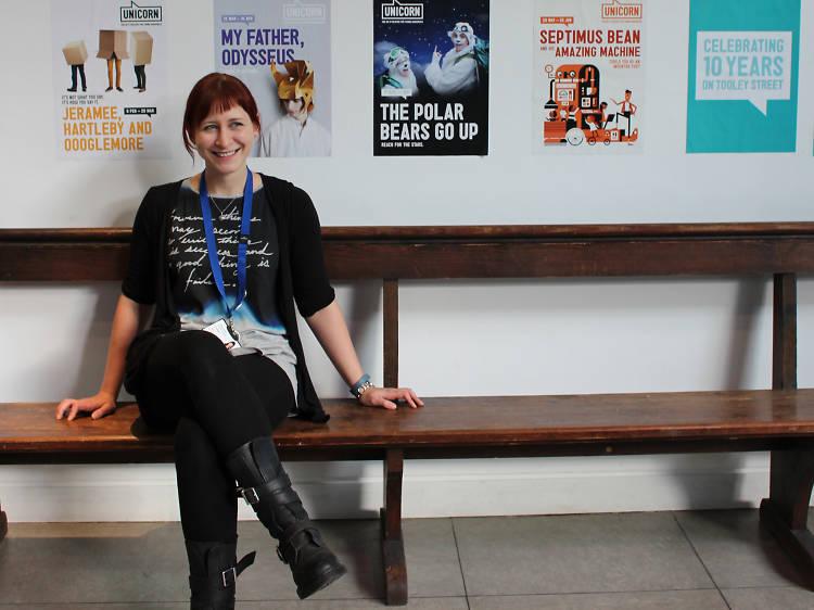 Alison Croasdale on Unicorn Theatre