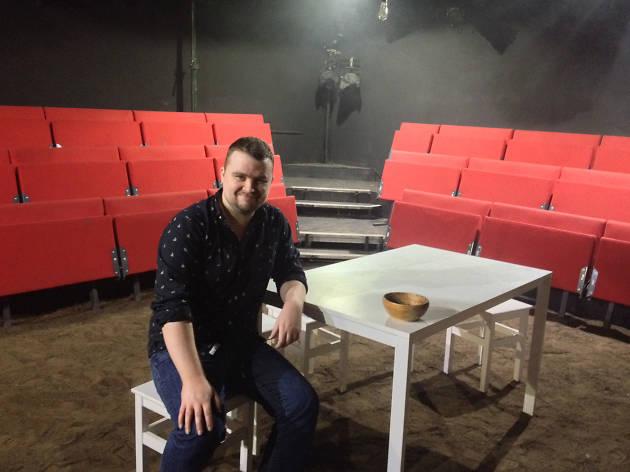 Phil Meikle on Trafalgar Studios 2